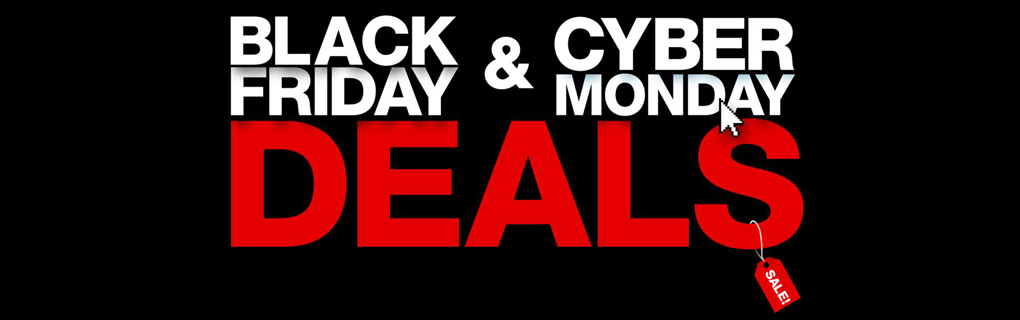 Black Friday - Cyber Monday. Holiday savings.